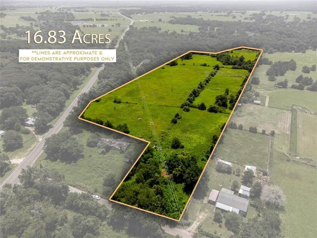 16.832 acres County Road 347, Caldwell, TX 77836 (#90856455) :: ORO Realty