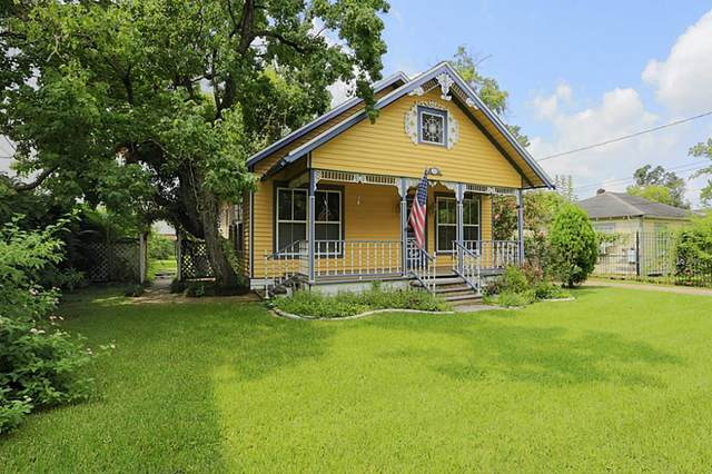 1214 W 24th, Houston, TX 77008 (MLS #90856605) :: Ellison Real Estate Team