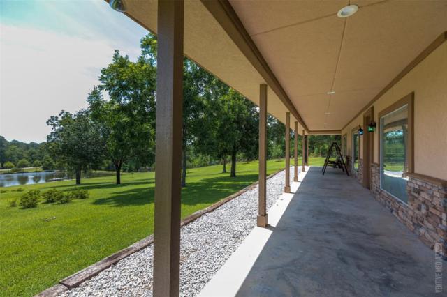 12599 Us Hwy 96, Brookeland, TX 75931 (MLS #90856706) :: Texas Home Shop Realty