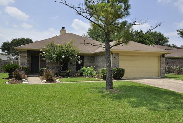5106 Cotter Lane, Rosenberg, TX 77471 (MLS #90865844) :: Team Sansone