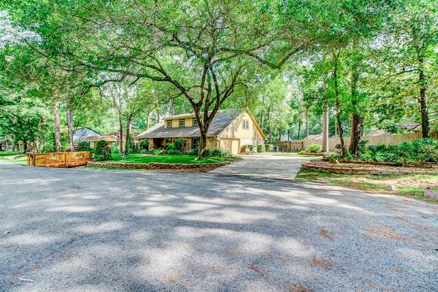 215 Hillside Court, Spring, TX 77386 (MLS #90877059) :: The SOLD by George Team