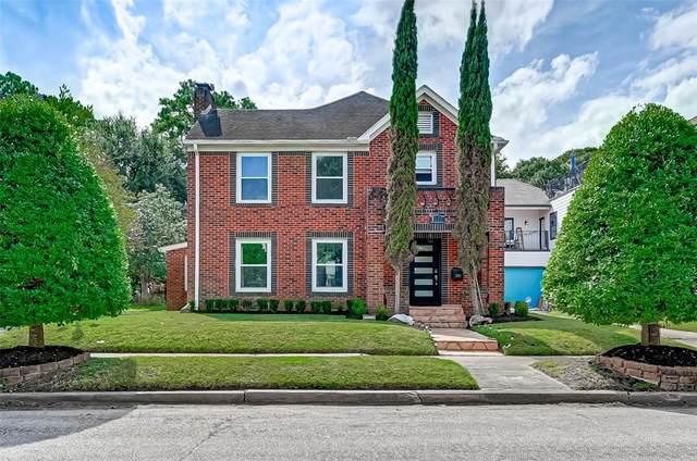 3222 Oakdale Street, Houston, TX 77004 (MLS #90878614) :: Giorgi Real Estate Group