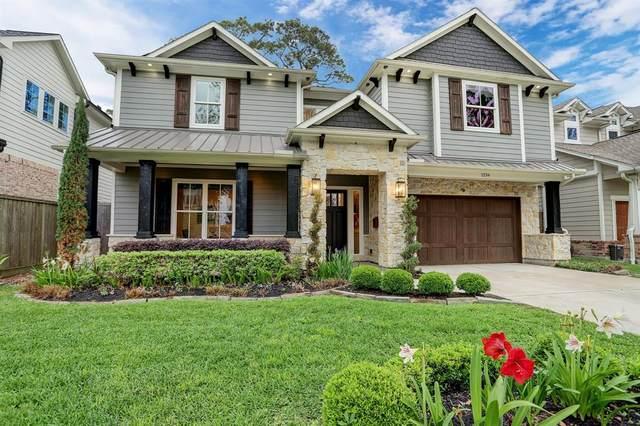 1234 Du Barry Lane, Houston, TX 77018 (MLS #90885726) :: Caskey Realty