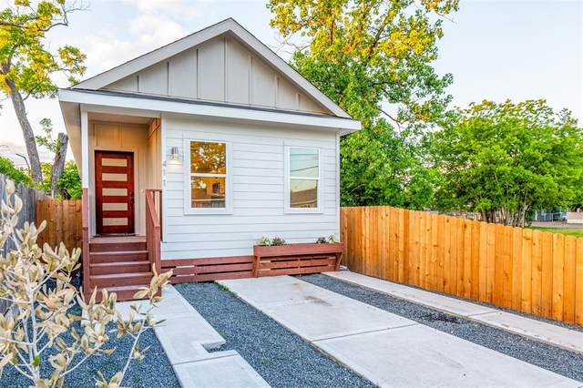 411 E 37th Street, Houston, TX 77018 (MLS #90889055) :: The SOLD by George Team