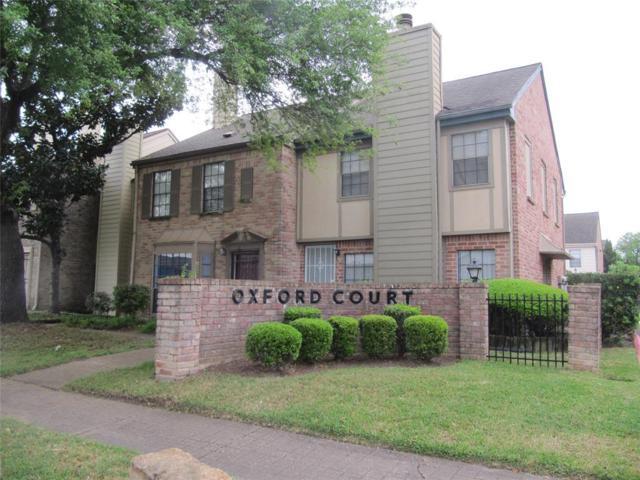 9901 Sharpcrest Street Street M5, Houston, TX 77036 (MLS #90896688) :: Texas Home Shop Realty