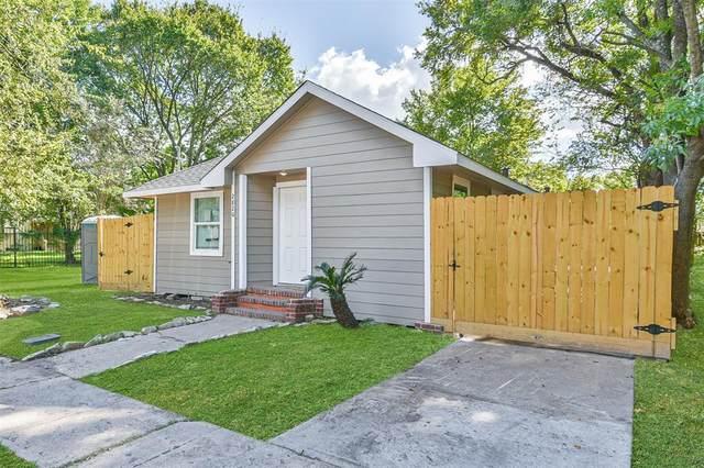 2826 Francis Street, Houston, TX 77004 (MLS #90914909) :: My BCS Home Real Estate Group