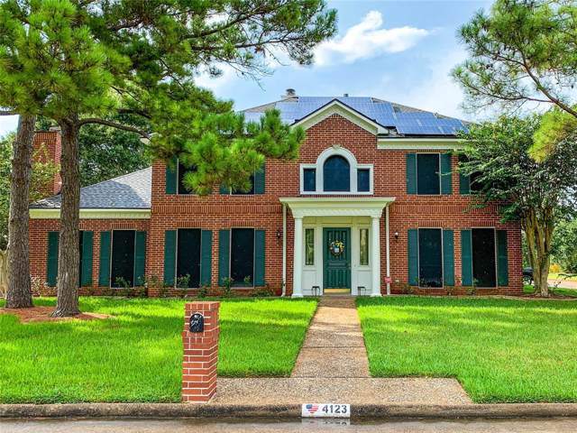 4123 Rosebank Drive, Houston, TX 77084 (MLS #90940183) :: Texas Home Shop Realty