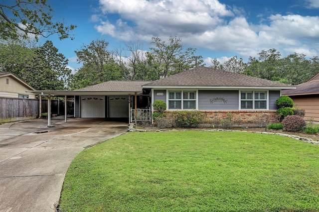 5614 Hewitt Drive, Houston, TX 77092 (MLS #90950672) :: The Queen Team
