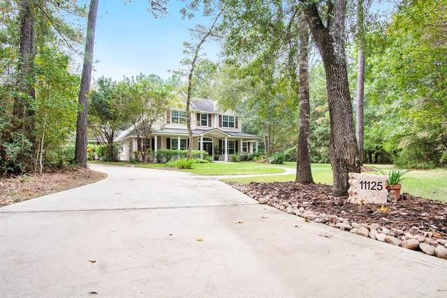 11125 Sunset Avenue, Magnolia, TX 77354 (MLS #90957674) :: Area Pro Group Real Estate, LLC