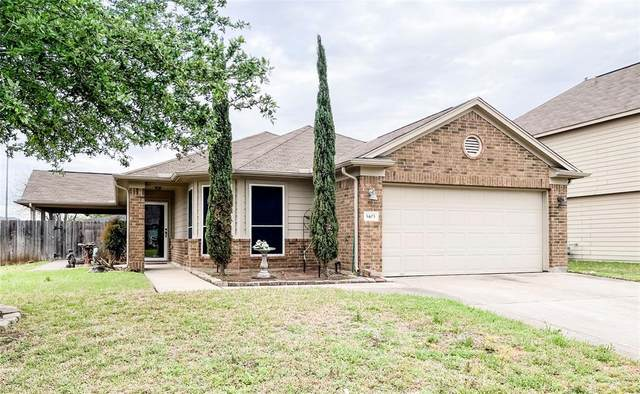 5403 Peppercorn Drive, Baytown, TX 77521 (MLS #90965614) :: Homemax Properties