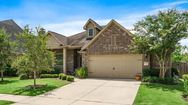 8130 Laughing Falcon Trail, Conroe, TX 77385 (MLS #90984181) :: The Home Branch