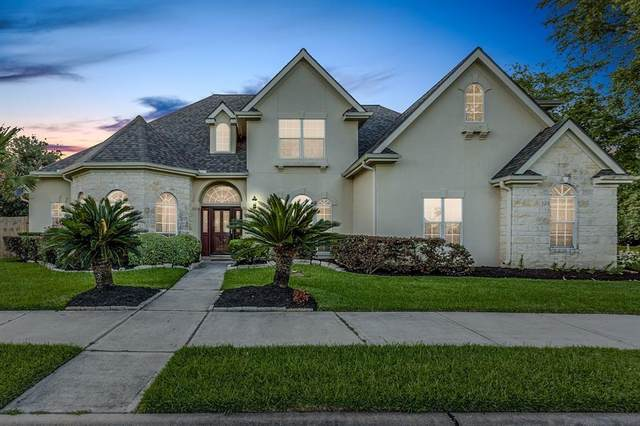 2806 Peninsulas Drive, Missouri City, TX 77459 (MLS #90984543) :: All Cities USA Realty
