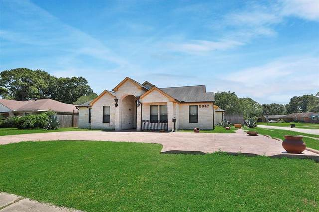 5047 W Bellfort Street, Houston, TX 77035 (MLS #90987558) :: The SOLD by George Team