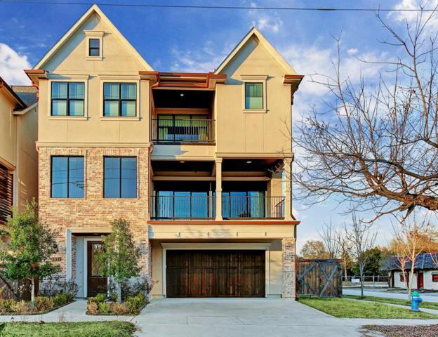431 E 4th Street, Houston, TX 77007 (MLS #90988084) :: Giorgi Real Estate Group