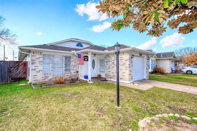 1711 Bugle Run Drive, Katy, TX 77449 (MLS #90989104) :: The Parodi Team at Realty Associates