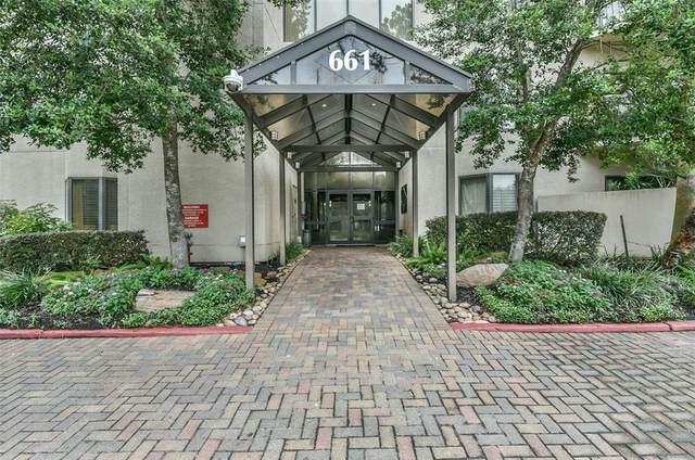 661 Bering Drive Drive #704, Houston, TX 77057 (MLS #91007671) :: Giorgi Real Estate Group