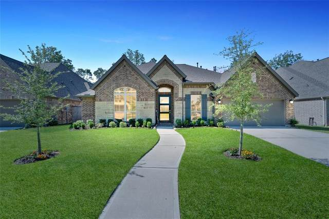 23550 Vernazza Drive, New Caney, TX 77357 (MLS #9100982) :: The Home Branch