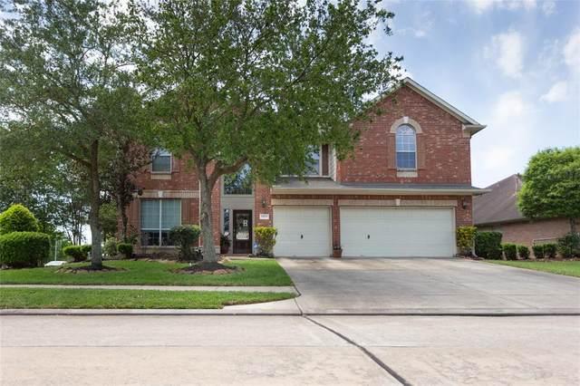 11014 Greenstone Park Lane, Houston, TX 77089 (MLS #91014625) :: The Sansone Group