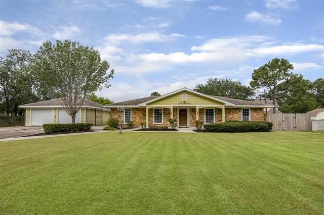 3814 Avenue G 1/2, Santa Fe, TX 77510 (MLS #91015047) :: The SOLD by George Team