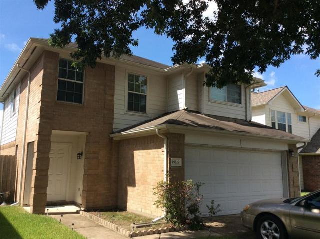 19519 Cypress Moss Drive, Katy, TX 77449 (MLS #91021708) :: The Sansone Group