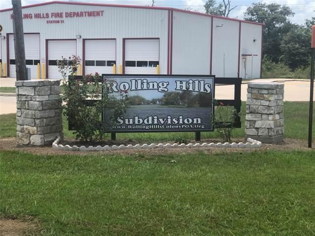 S755400 Rolling Hills 6 Blk 8 Lot 11, Waller, TX 77484 (MLS #91021768) :: The Parodi Team at Realty Associates