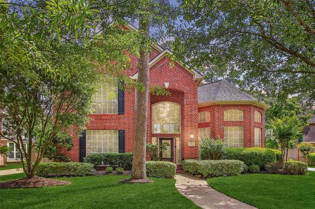 9522 Woodcliff Lake Drive, Spring, TX 77379 (MLS #91037369) :: Caskey Realty