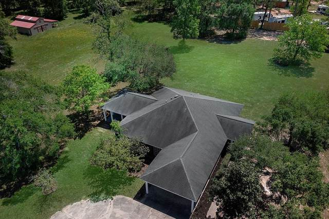 15170 Meadow Glen S, Conroe, TX 77306 (MLS #91039596) :: All Cities USA Realty