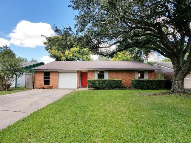 3722 Goulburn Drive, Houston, TX 77045 (MLS #91041026) :: Homemax Properties