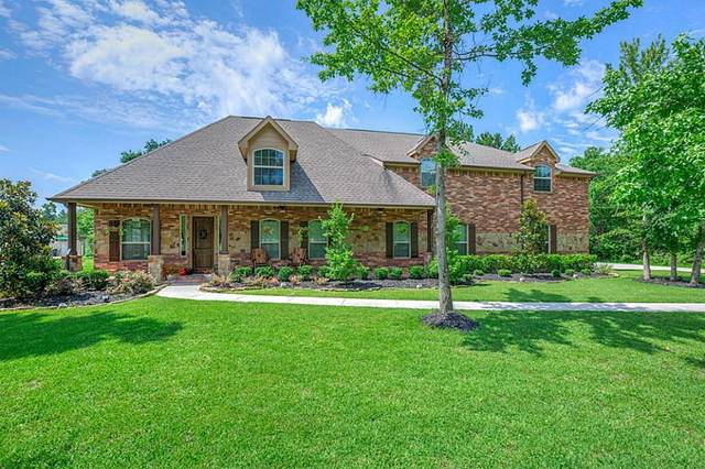 15631 Connie Lane, Montgomery, TX 77316 (MLS #91044540) :: My BCS Home Real Estate Group