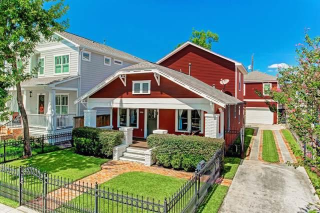 609 E 24th Street, Houston, TX 77008 (MLS #91052895) :: Green Residential