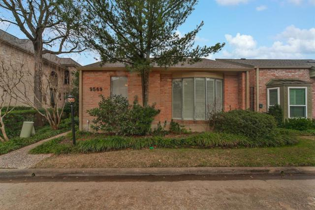 9569 Doliver Drive, Houston, TX 77063 (MLS #91059000) :: Green Residential