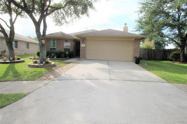 9327 Arrowhead Trace Lane, Houston, TX 77089 (MLS #91060160) :: The Sansone Group