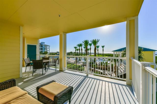 27010 Estuary Drive #101, Galveston, TX 77554 (MLS #91061876) :: Team Parodi at Realty Associates