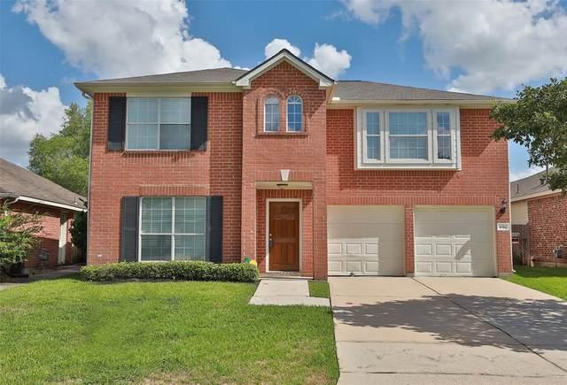 8311 Rudy Brook Way, Spring, TX 77379 (MLS #9107240) :: The Heyl Group at Keller Williams