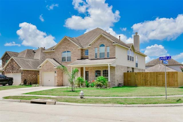 9915 Ashley Lane, Baytown, TX 77521 (MLS #91073516) :: The SOLD by George Team