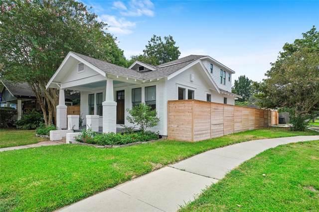 1138 Jerome Street, Houston, TX 77009 (MLS #91074619) :: Texas Home Shop Realty