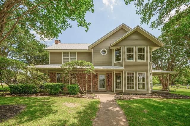 13607 Washington Street, Santa Fe, TX 77510 (MLS #91075119) :: Rose Above Realty