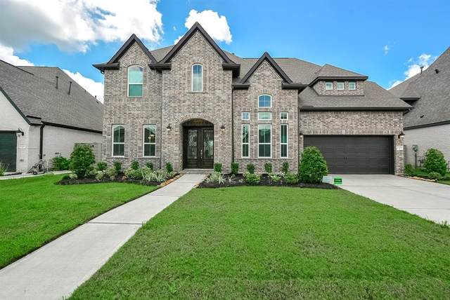 2318 Olive Heights Court, Manvel, TX 77578 (MLS #91076054) :: The SOLD by George Team