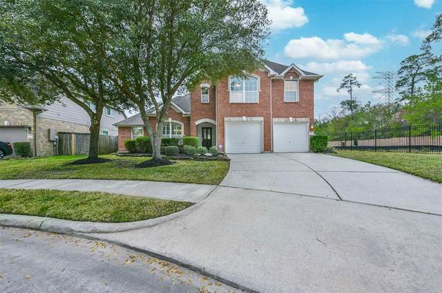 14743 Raven Hollow Lane, Humble, TX 77396 (MLS #91081263) :: Ellison Real Estate Team