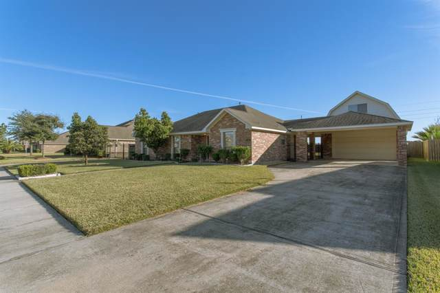 3707 Palomino Trail, Manvel, TX 77578 (MLS #91082748) :: Texas Home Shop Realty