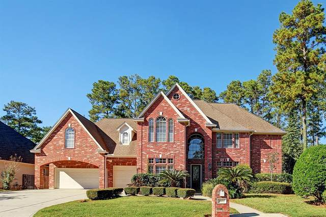 3602 Bainbridge Estates Drive, Spring, TX 77388 (MLS #91091507) :: The Bly Team