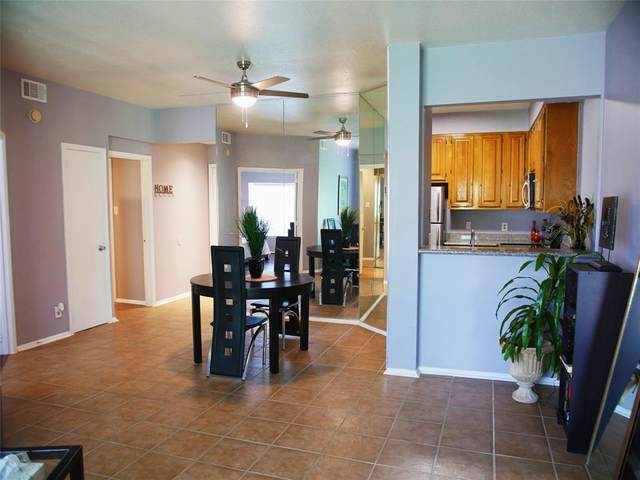 2209 S Braeswood Boulevard 33G, Houston, TX 77030 (MLS #91093018) :: The SOLD by George Team