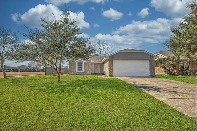 4875 Sulley Drive, Alvin, TX 77511 (MLS #91096489) :: The Bly Team