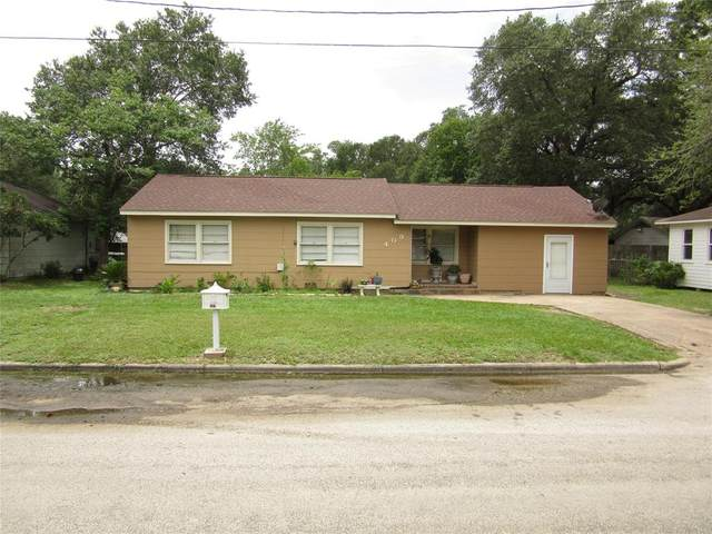 409 W Prairie Avenue, Eagle Lake, TX 77434 (MLS #91098155) :: The SOLD by George Team