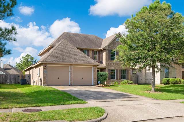 24711 Red Bluff Trail, Katy, TX 77494 (MLS #91111956) :: The Jill Smith Team