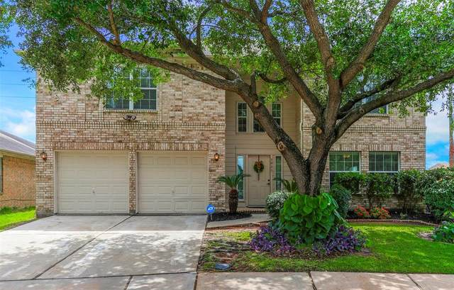 3927 Flatwood Drive, Katy, TX 77449 (MLS #91121062) :: The Bly Team