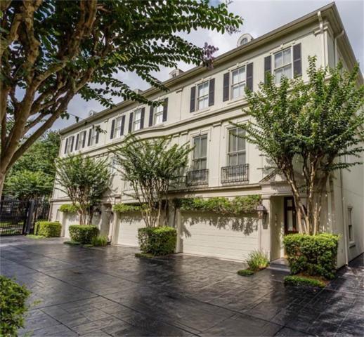 122 Oak Place Drive #122, Houston, TX 77006 (MLS #91135325) :: Fanticular Real Estate, LLC
