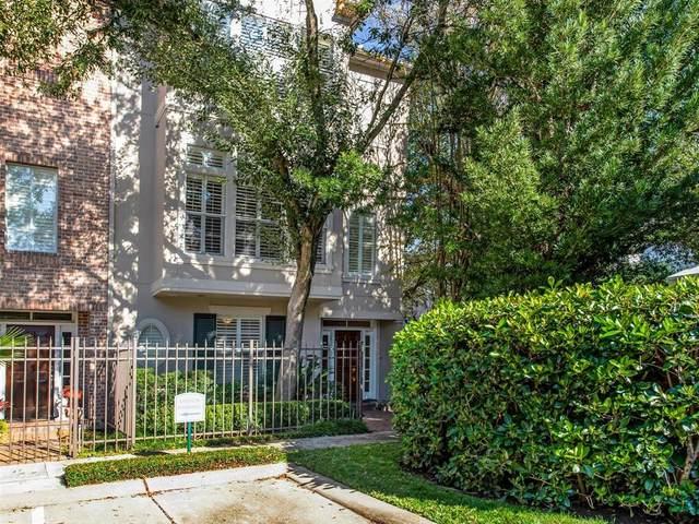 2160 Bancroft Street, Houston, TX 77027 (MLS #91139059) :: Connect Realty