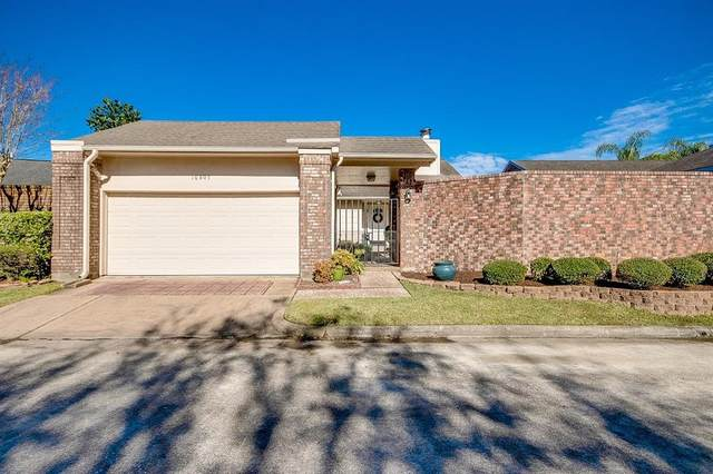 16807 Finewood Way, Houston, TX 77058 (MLS #91170177) :: The SOLD by George Team