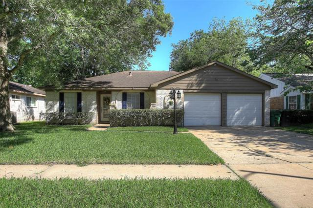 843 Wavecrest Lane, Houston, TX 77062 (MLS #91170279) :: The Home Branch